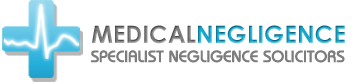clinicalnegligencespecialists.co.uk Logo